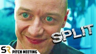Split Pitch Meeting: The Secret Sequel To Unbreakable by Screen Rant