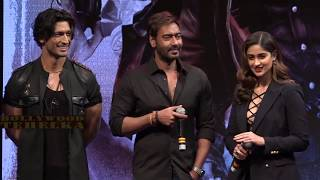 Ajay Devgn announces the release date of 'Baadshaho' with a philosophical messageSUBSCRIBE to Bollywood Tehelka Now ► https://goo.gl/0wjaflLIKE - COMMENT - SHARESubscribe and Stay Connected ;) Bollywood Tehelka brings you the latest news in #Bollywood #Fashion #Style #Beauty. From Gossips, to link ups to the latest trailers, songs, movie reviews. Bollywood provides a complete Bollywood Entertainment. We have a vast array of a multitude of videos of Bollywood Actress, Page 3 events, preview, reviews of Upcoming Bollywood Films and a host of other spicy videos which definitely will grab your eyeballs.Follow us on Google+ http://bit.ly/GooglePlus-Bollywood-TehelkaAlso Checkout :Bollywood Hardcore - https://goo.gl/3SkugOBollywood Ka Thullu - http://goo.gl/0bfRi8FWF News Updates - http://goo.gl/cVKxdWBollywood Fatafat - http://goo.gl/ODxAiaAll India Bindass - http://goo.gl/B896hPONLY MMS - http://goo.gl/xah9vuHollywood Tehelka - http://goo.gl/nahSHqBFN - http://goo.gl/wvE32PBollywood Masti No.1 - http://goo.gl/qK01vA