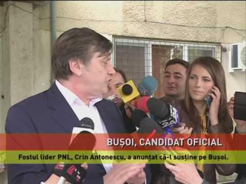 Cristian Bușoi, lansat oficial în cursa pentru șefia PNL