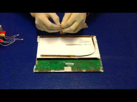 How to Install LED Backlight, G104SN03, $79.99