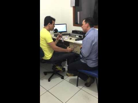 Entrevista Rádio Itaipu de Marília