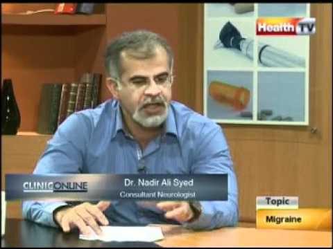 ''Clinic Online'' Topic : MIGRAIN part-2 (16-MAR12) Health tv.mpg