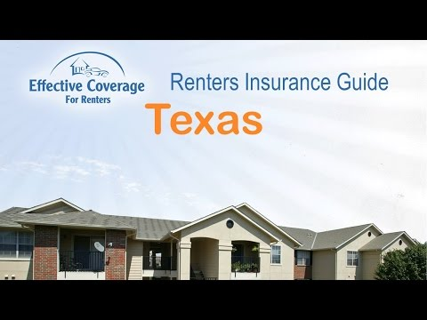 Official Texas Renters Insurance Guide