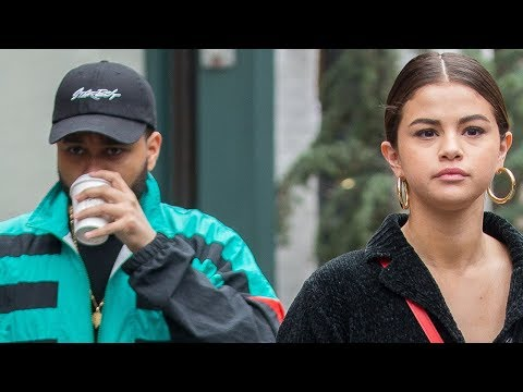 Video The Weeknd AVOIDS Selena Gomez During Her Time Of Need download in MP3, 3GP, MP4, WEBM, AVI, FLV January 2017