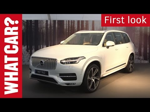2015 Volvo XC90 – five things you need to know