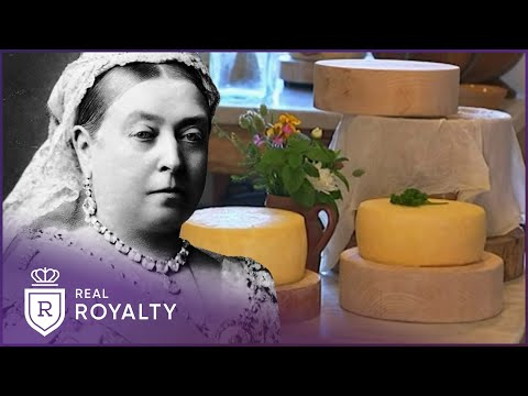 Inside The Kitchens Of Victorian Royalty | Royal Upstairs Downstairs | Real Royalty