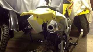 2. Suzuki DRZ 125L FMF
