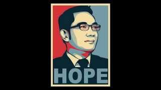 TIMELAPSE | HOW TO DRAW HOPE POSTER STYLE (RIDWAN KAMIL)