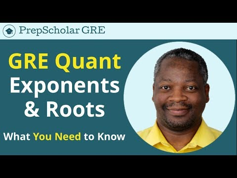 GRE Tips And Tricks | Exponents And Roots
