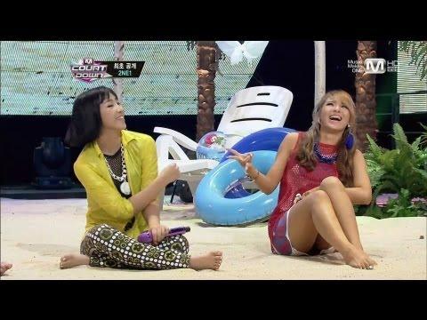 2NE1_0711_M Countdown_COMEBACK_FALLING IN LOVE