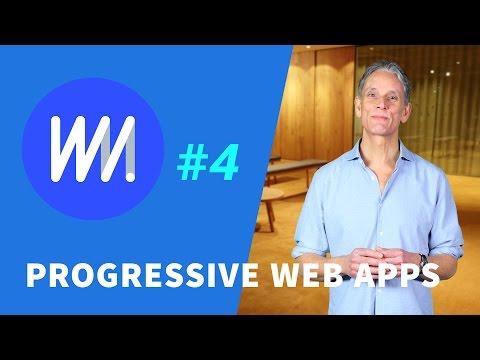 Why Build Progressive Web Apps? (видео)