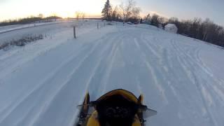 10. Ski doo 550f gopro