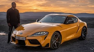 NEW Toyota Supra: Track And Road Review | Carfection 4K by Carfection