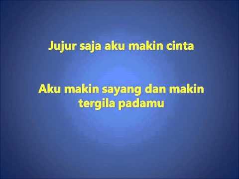 Anderta Jujur Saja (lirik)