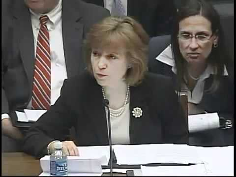 fed - Rep. Alan Grayson questions the FED inspector General where $9 TRillion dollars went... and Inspector General Elizabeth Coleman hasn't a clue...Dunno whether...
