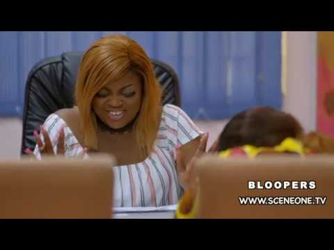 Jenifa's Diary Funny Bloopers - Watch New Episodes On SceneOneTV App/sceneone.tv
