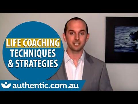 Life Coaching Techniques & Strategy