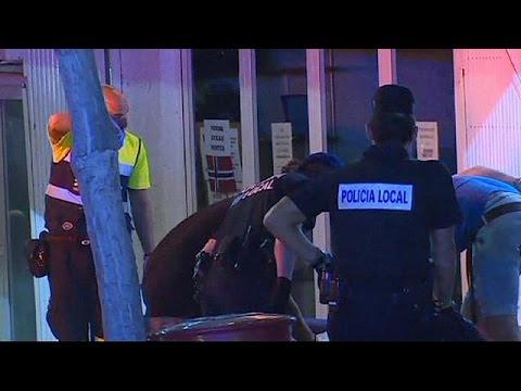 Ισπανία: Βρετανοί αστυνομικοί για τους Βρετανούς παραβάτες τουρίστες
