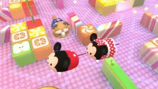 Disney Tsum Tsum Festival Reveal Trailer by GameTrailers