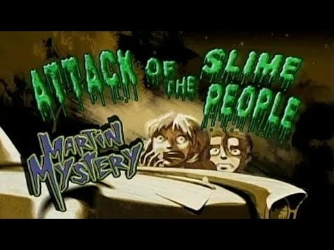 Attack Of The Slime People | FULL EPISODE | Martin Mystery | ZeeKay