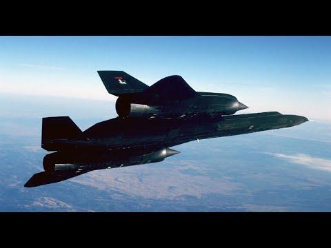"The SR-71 ""Blackbird"" is one of..."