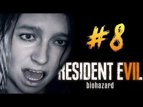КОРАБЛЬ ОБИТЕЛИ ЗЛА - Resident Evil 7 #8