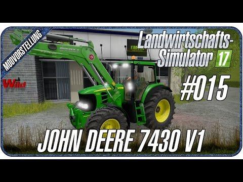 John Deere 7430/7530 Premium by MB3D v1.1