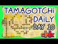 Let s Tamago 2nd Gen Games daily Tamagotchi Diary Day 1