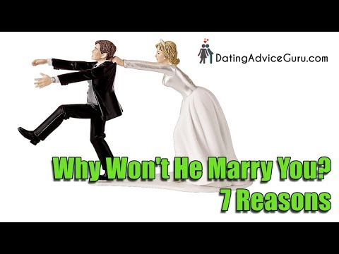 Why Men Dont Want To Get Married - 7 Reasons