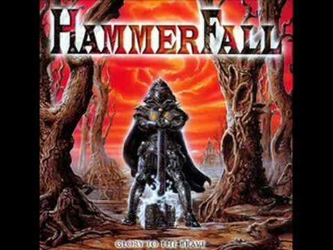 bleeding - (Lewis Tocker 2008) hammerfall song from their album- glory to the brave (1997) ok, just to settle an argument, heavy metal is from my country of ENGLAND, po...