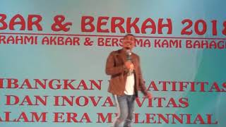 Video Mongol - SABAR & BERKAH 2018 Grand Mitra Plaza Banjarmasin MP3, 3GP, MP4, WEBM, AVI, FLV Juli 2019