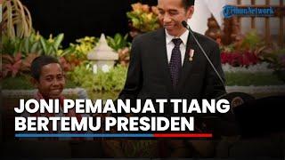 Video Joni Ungkap Kronologi Panjat Tiang Bendera kepada Jokowi, Awalnya Ia Tak Ikut Upacara MP3, 3GP, MP4, WEBM, AVI, FLV Oktober 2018