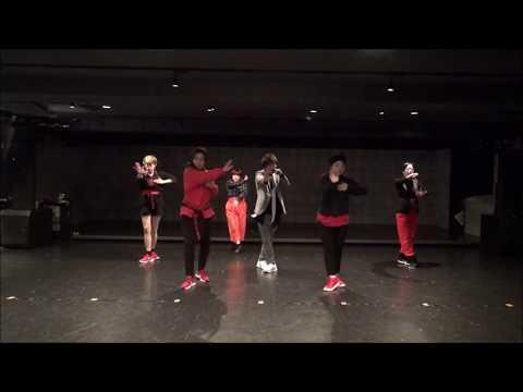 三浦大知 / Cry & Fight 【choreography】/ dance cover by HAMA DAICHI crew (видео)