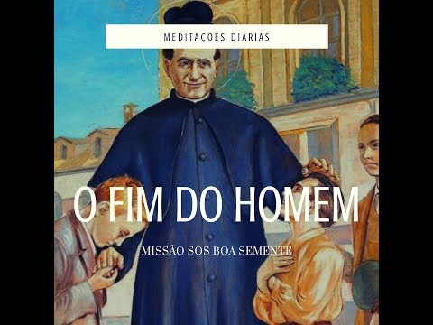 01  - O FIM DO HOMEM   (DOMINGO )