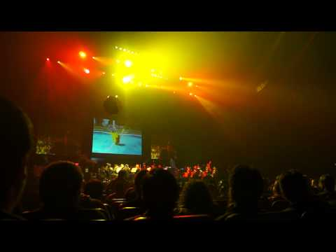 Pokémon (video Game Series) - Pokemon Music orchestra Live Overture Music Concert video games live E3 2012 imagine a WII U game or 3DS was revealed? we pokemon fans got crazy over a song ...