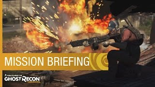 Tom Clancy's Ghost Recon Wildlands: Mission Briefing | Trailer | Ubisoft [NA]