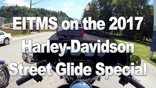 8. EITMS on the 2017 Harley-Davidson Street Glide Special