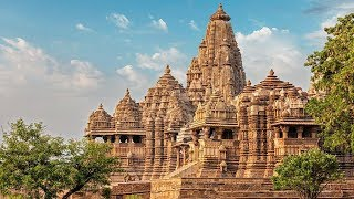 Khajuraho India  city images : Khajuraho - The Temple of Love - Ancient India - Documentary - Erotic Sculptures of Madhya Pradesh