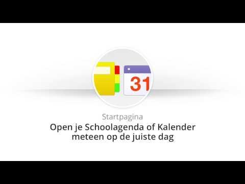 Smartschool Tip: Open de Schoolagenda of Kalender meteen op de juiste dag