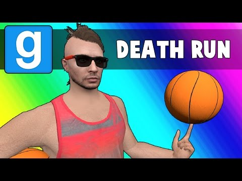 Gmod Deathrun Funny Moments - Late Olympics! (Garry's Mod) (видео)