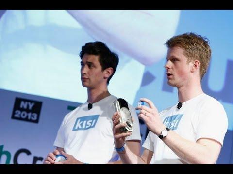 KISI Presentation: Startup Battlefield | Disrupt NY 2013