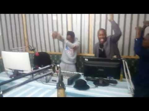 Kwajili ya wana launch - man chado ft juma nature @ bomba fm radio