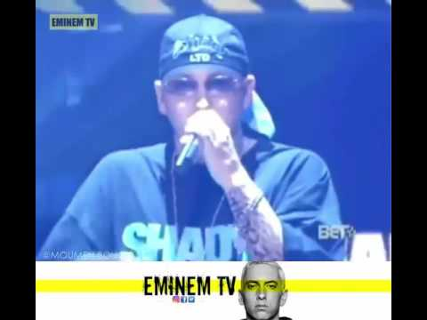 "Eminem & Busta Rhymes - Touch It ( Remix ) "" Live """