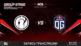 IG.V vs OG, MDL Changsha Major, game 1 [Lum1Sit]