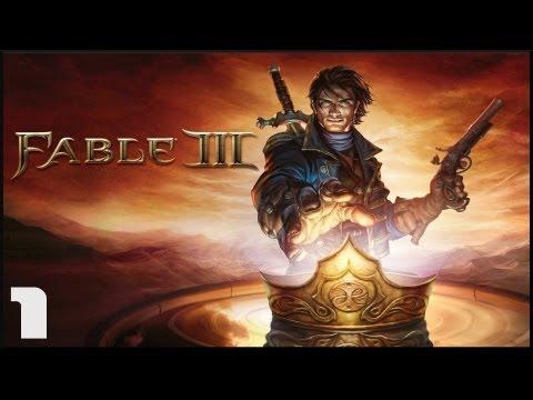 """Zagrajmy w: """"Fable III"""" #1 - Wybór postacii - (XBOX 360) [HD]"""