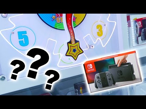 Can you REALLY win a Nintendo Switch at the arcade?