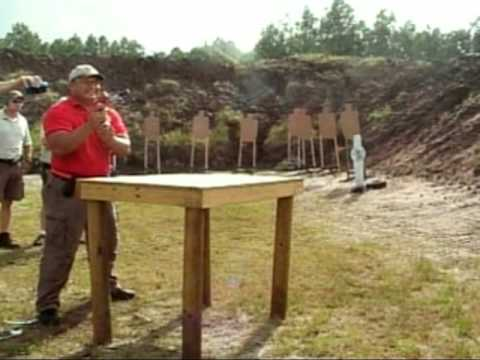 ATTAC FL Monthly Club Match USPSA IPSC Ancient City September 2009