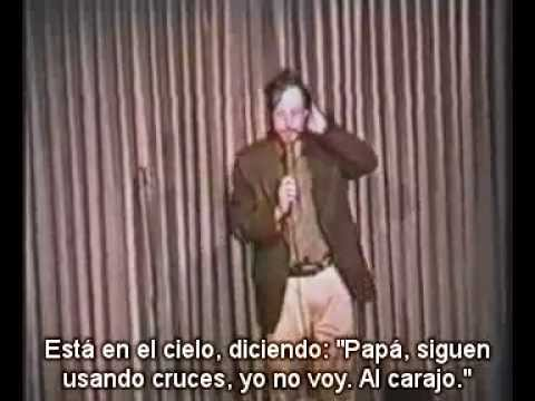Bill Hicks  - Jesus The Bunny (Subtitulado)