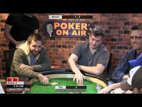 S2G2P1 RCP Rubber City Poker On Air Season 2   1 2 No Limit Cash Game