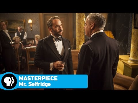 Mr. Selfridge 4.02 (Preview)
